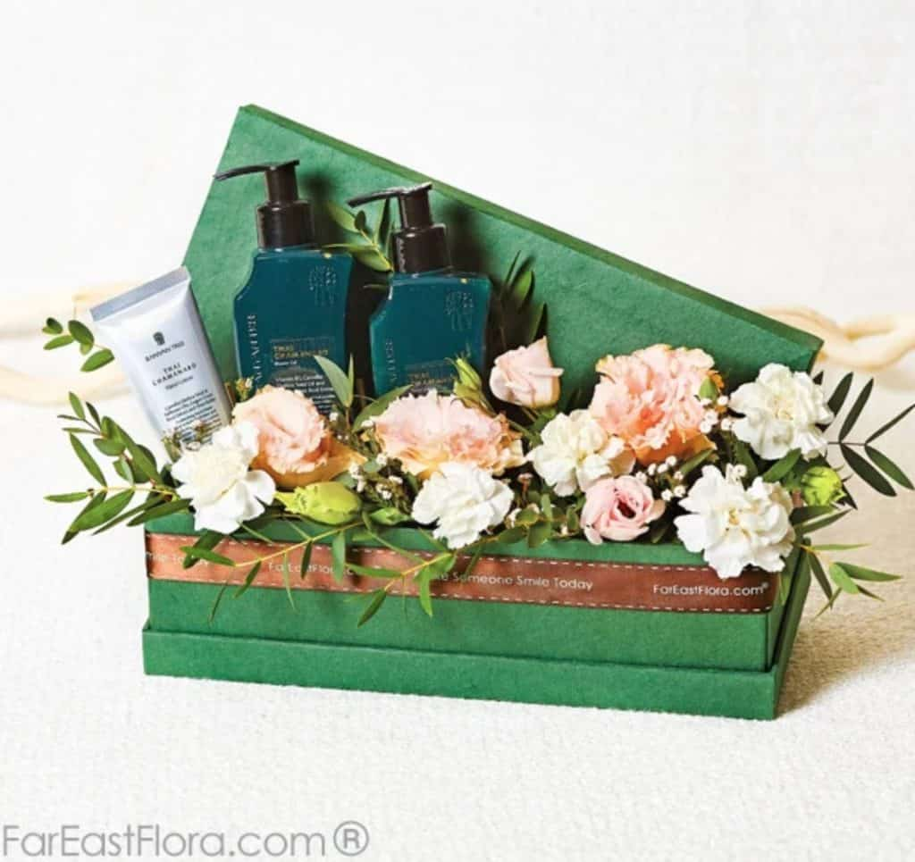 Box of Blooms - Far east flora